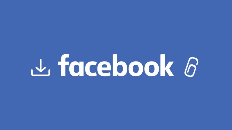 facebook link download